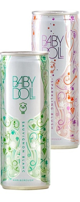 Babydoll Mixed 12 Pack Cans