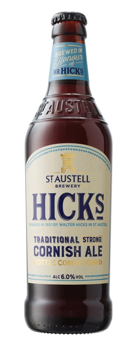 St Austell Hicks Strong Ale 500ml