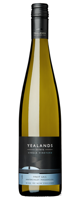 Yealands Estate Single Vineyard Pinot Gris 2018