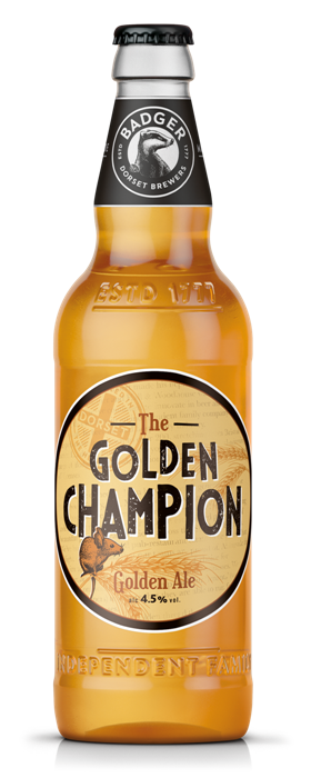 Badger The Golden Champion Ale 500ml