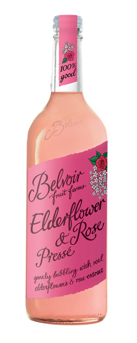 Belvoir Elderflower & Rose Presse 750ml