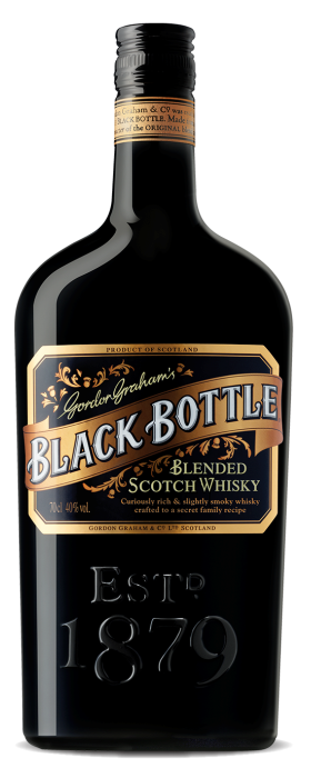 Black Bottle Blended Scotch Whisky 700ml