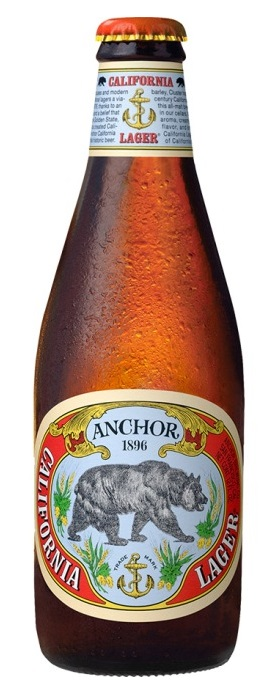 Anchor California Lager 650ml