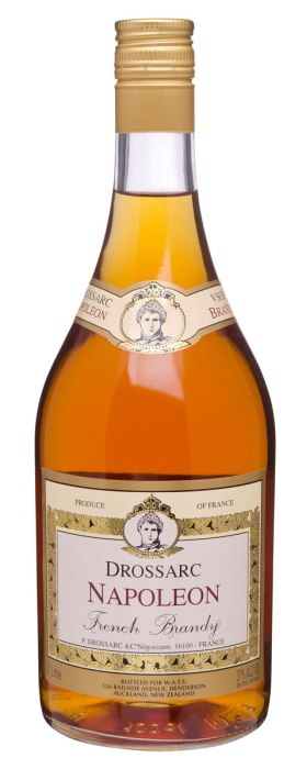 Drossarc Napoleon Brandy 1000ml