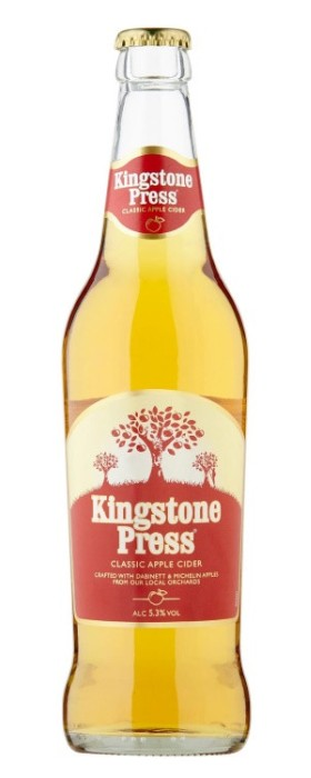 Kingstone Press Apple Cider 500ml