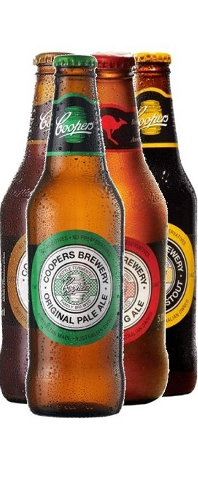 Coopers Ales Mixed 24 Pack