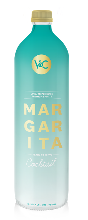 VnC Margarita Cocktail 725ml